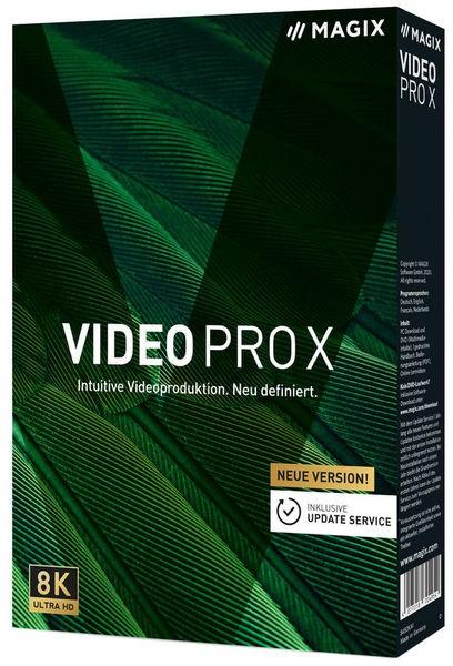 MAGIX Video Pro X - 12 Vollversion