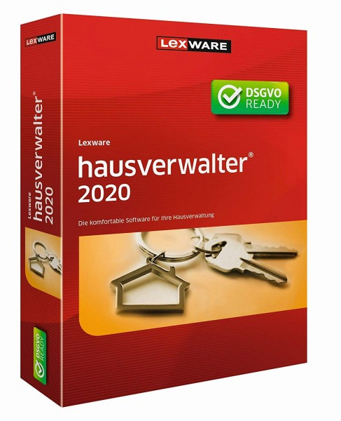 Lexware Hausverwalter 2020, 365 Tage Laufzeit