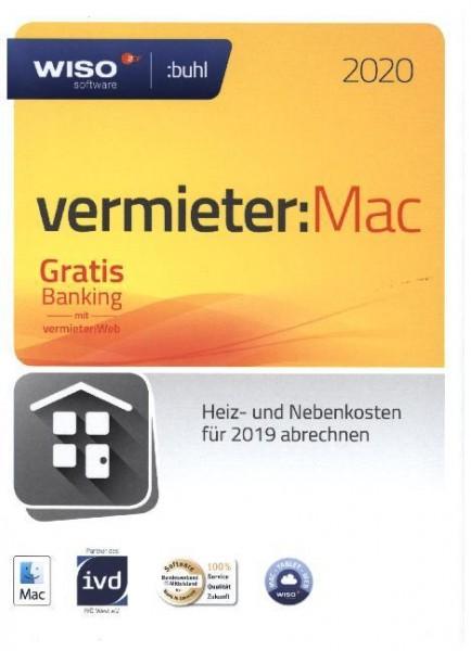 WISO Vermieter:MAC 2020, für das Abrechnungsjahr 2019, Box