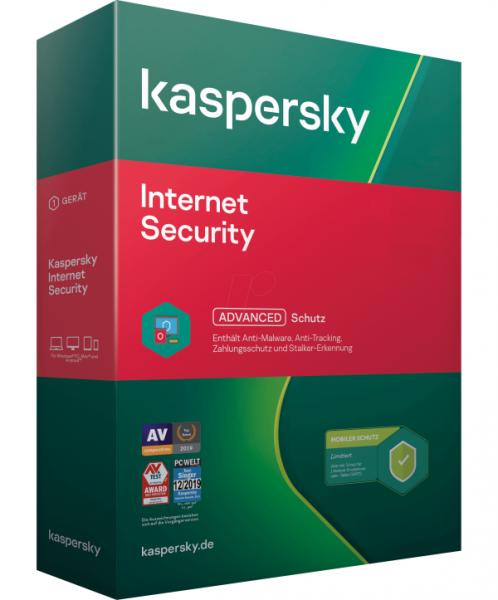 Kaspersky Internet Security 2021 Upgrade