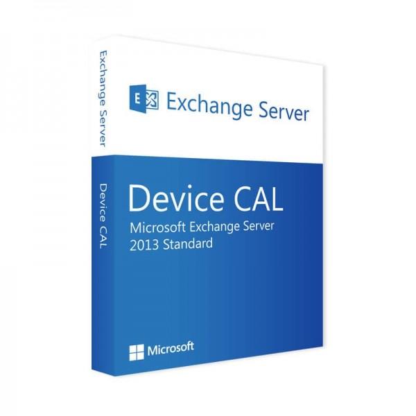 Microsoft Exchange Server 2013 Standard, 1 Device CAL