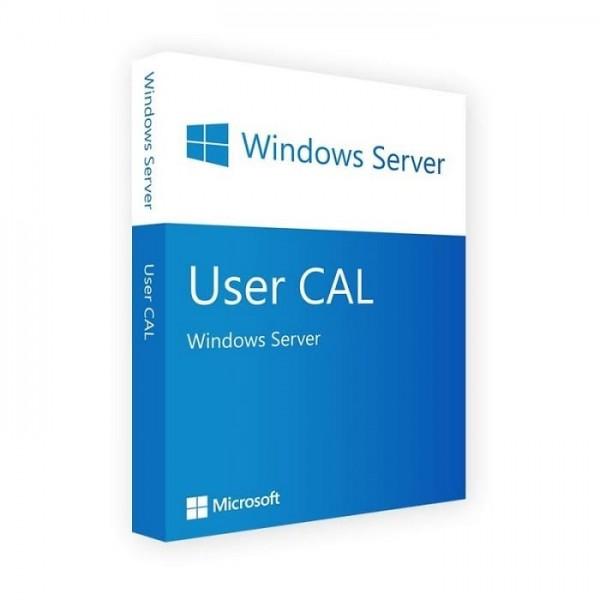 Microsoft Windows Server Remote Desktop Services 2016 User CAL, RDS CAL, Client Access License