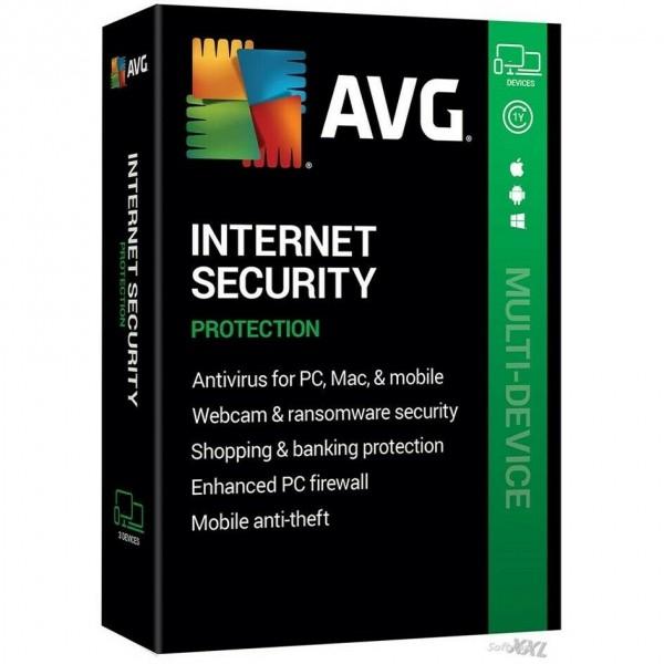 AVG Internet Security 2020 Vollversion