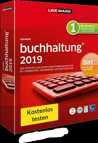 Lexware Buchhaltung 2019