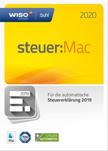WISO steuer: MAC 2020, für die Steuererklärung 2019