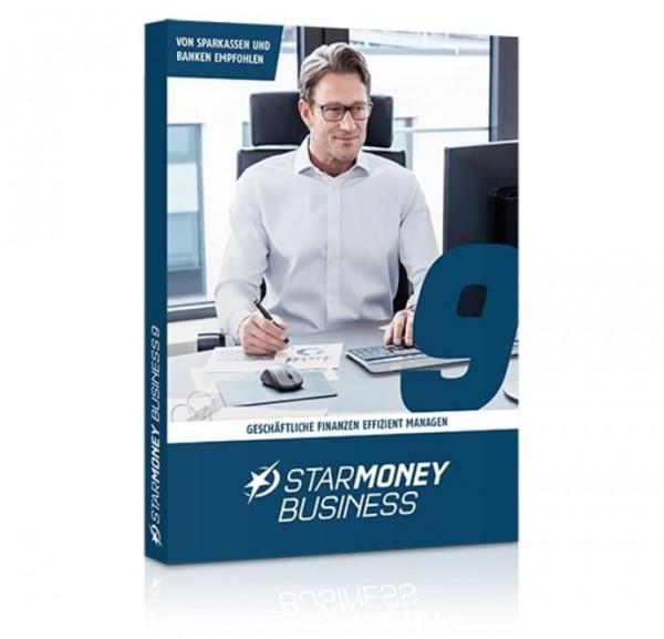 StarMoney 9 Business Jahreslizenz, Deutsch inkl.Premiumsupport [Sofortdownload]
