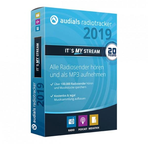 Audials Radiotracker 2019