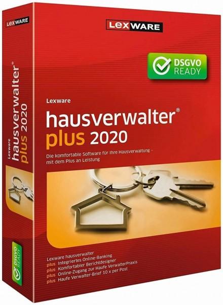 Lexware Hausverwalter Plus 2020, 365 Tage Laufzeit
