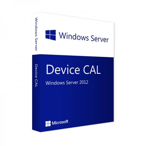Windows Server 2012 - 1 Device CAL