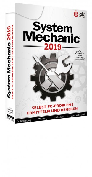 iolo System Mechanic 2019