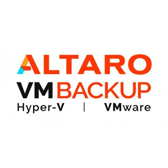Altaro VM Backup for Mixed Environments - Unlimited Plus Edition including 1Y of SMA