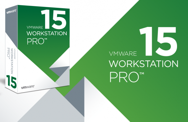 VMware Workstation 15.5 Pro Upgrade von Player 15