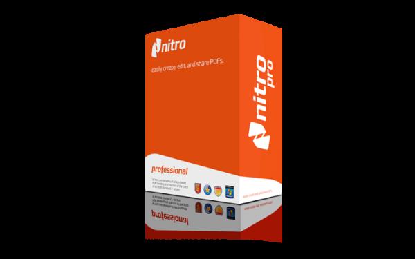 Nitro Pro 13, 1 Nutzer, Mehrsprachig