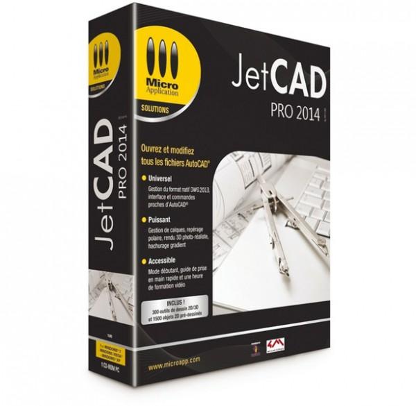 JetCAD Pro 2014, Français