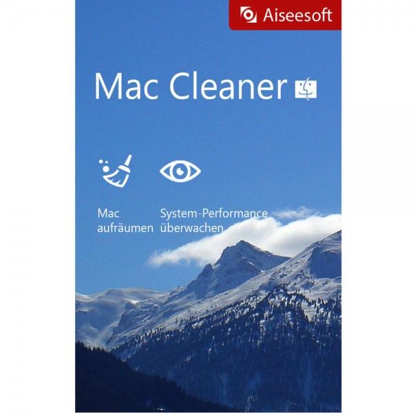 Aiseesoft Mac Cleaner