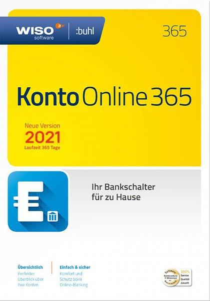 WISO Konto Online 365 (2021)