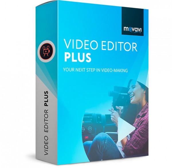 Movavi Video Editor Plus 2020 Mac OS