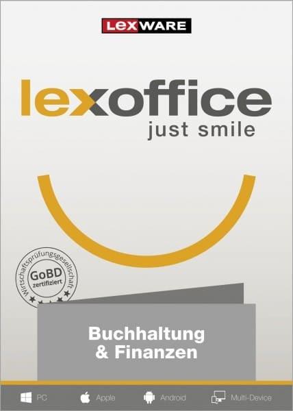 LexOffice Buchhaltung & Finanzen, 365 Tage Laufzeit, Download