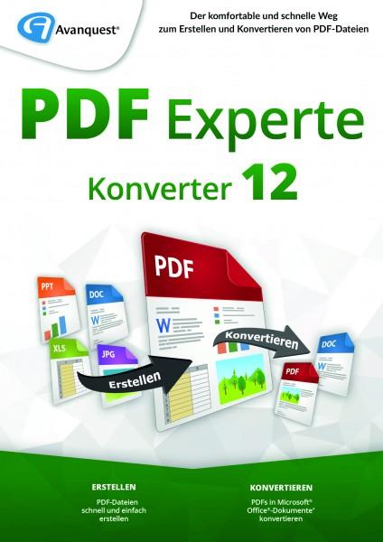 PDF Experte 12 Konverter
