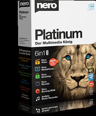 Nero 2019 Platinum Suite