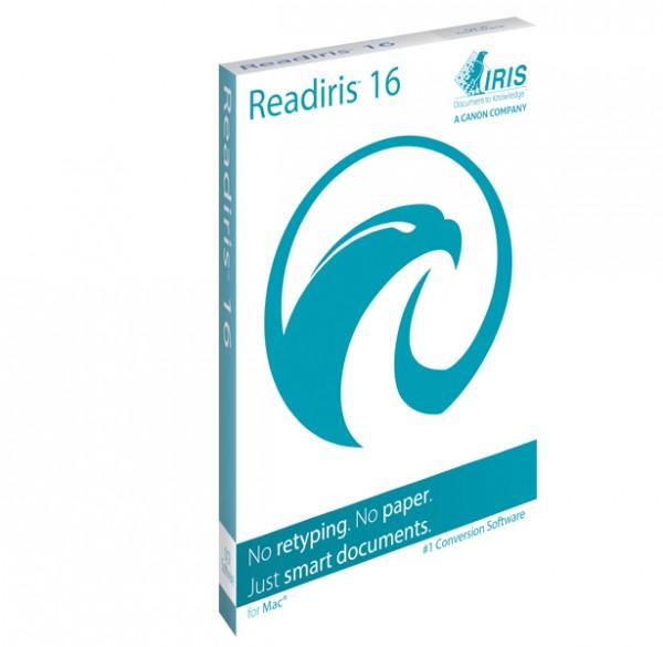 Readiris Pro 16 MacOS