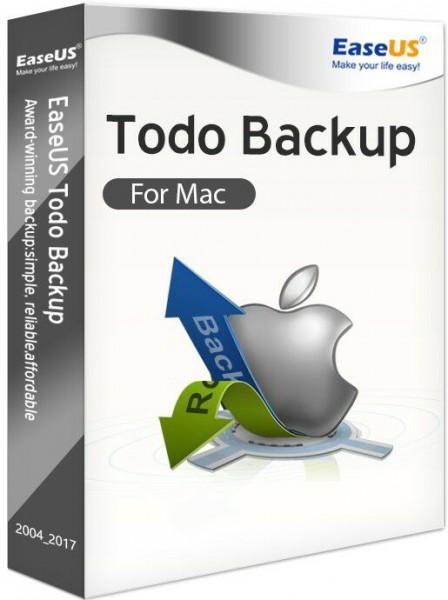 EaseUS Todo Backup für MAC 3.4.19, Vollversion