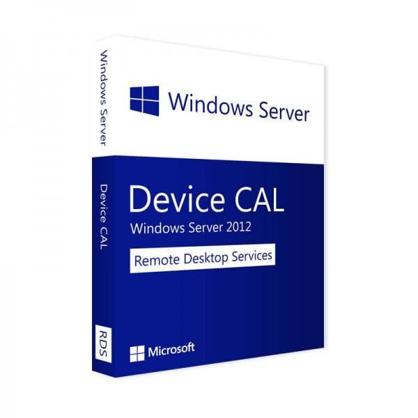 Windows Server 2012 RDS 10 Device CALs