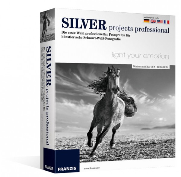 Silver projects professional Mac OS