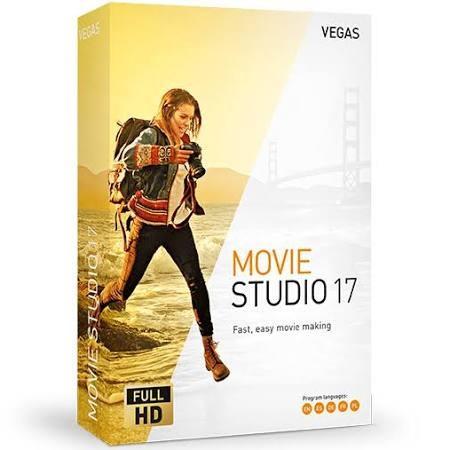 VEGAS Movie Studio 17