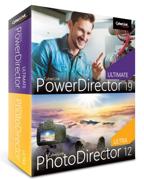 PowerDirector 19 + PhotoDirector 12
