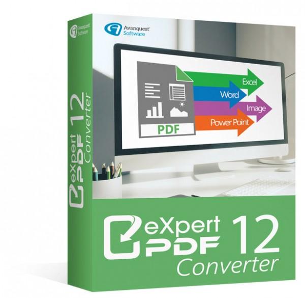 Avanquest eXpert PDF 12 Converter