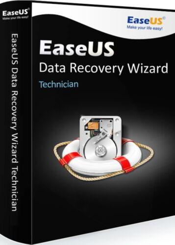 EaseUS Data Recovery Wizard Technican 13.5 Windows Vollversion (Lifetime Upgrades)