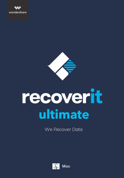 Wondershare Recoverit Ultimate MacOS