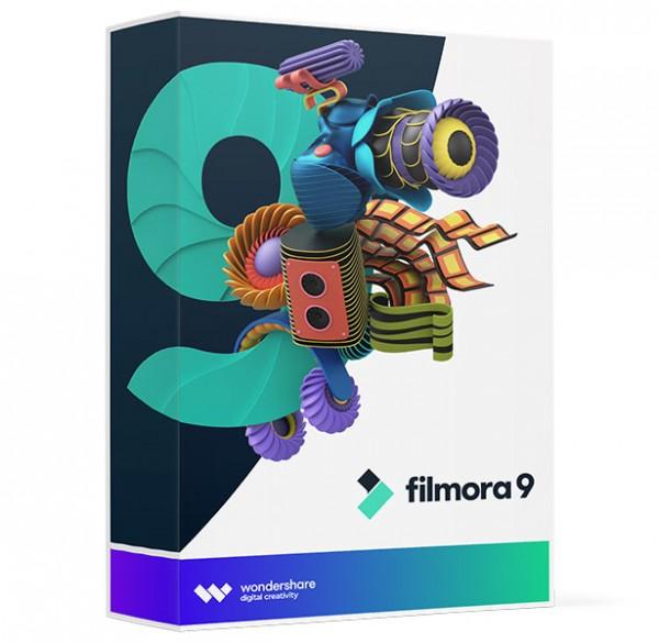 Wondershare Filmora 9 Vollversion Windows