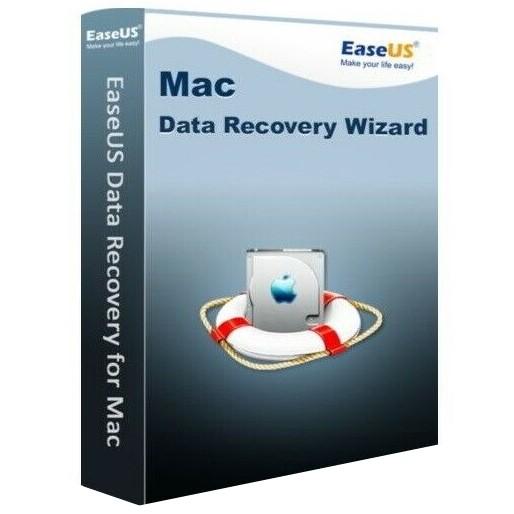 EaseUS Data Recovery Wizard für MAC 11.9