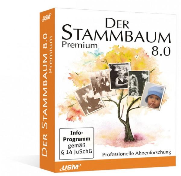 USM Der Stammbaum 8.0 Premium