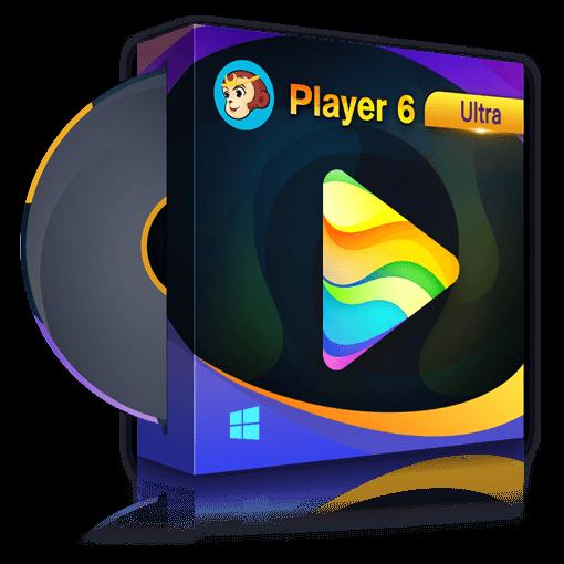 DVDFab Player 6 Ultra Windows