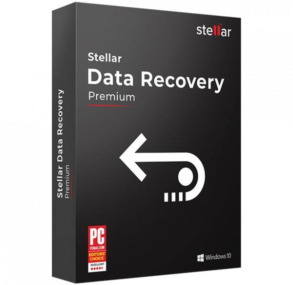 Stellar Data Recovery 9 Premium Windows