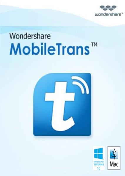 MobileTrans MacOS