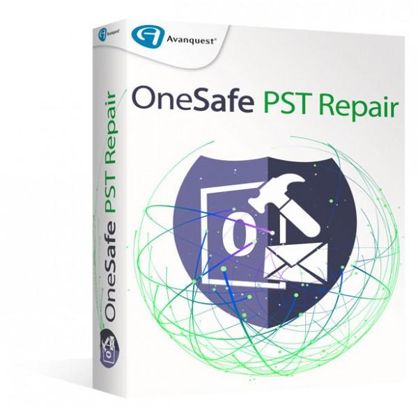 OneSafe Outlook PST Repair 8