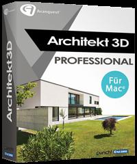 Avanquest Architekt 3D X9 Professional 2017 für MAC