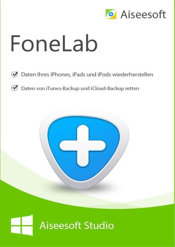 FoneLab - iPhone Data Recovery MacOS