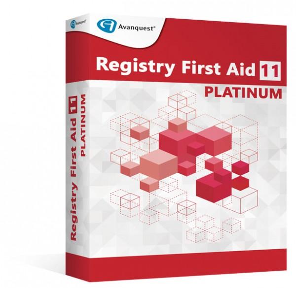 Avanquest Registry First Aid 11 Platinum
