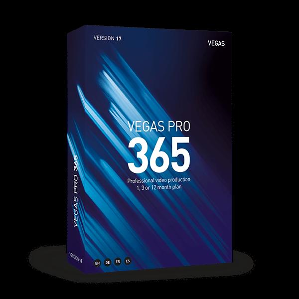 VEGAS Pro 365