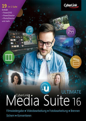 Media Suite 16 Ultimate