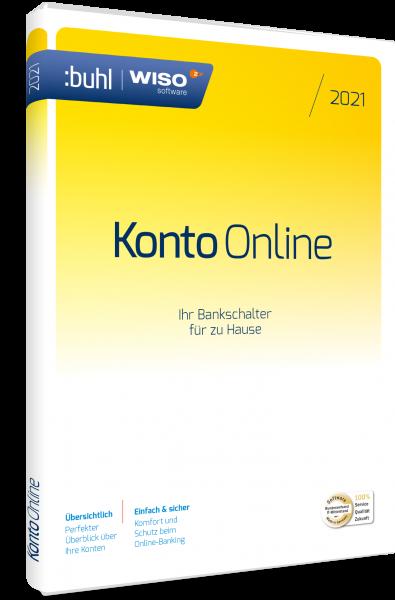 WISO Konto Online 2021