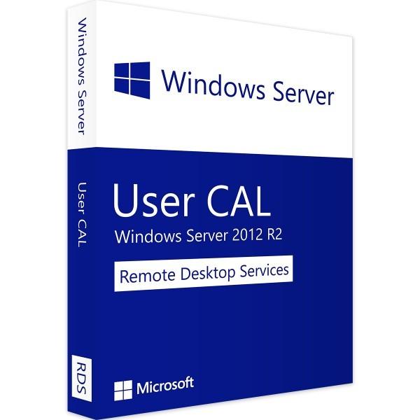 Windows Server 2012 R2 RDS 10 User CALs