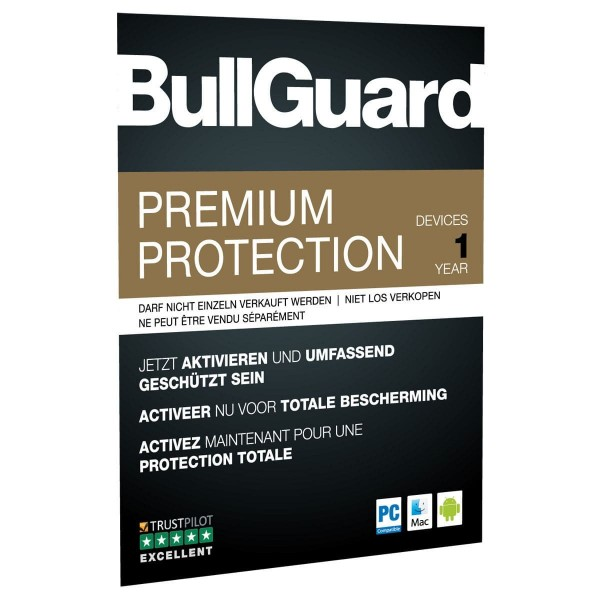 BullGuard Premium Protection 2020 Vollversion