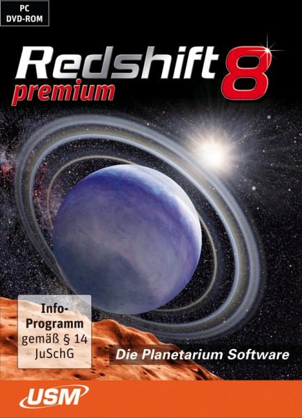 USM Redshift 8 Premium