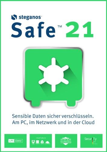 Steganos Safe 21